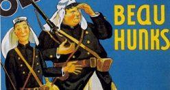 دانلود رایگان دوبله فارسی فیلم کمدی دو سرباز Beau Hunks 1931