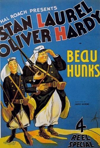 دانلود دوبله فارسی فیلم کمدی دو سرباز Beau Hunks 1931
