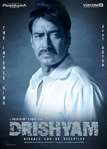 دانلود دوبله فارسی فیلم هندی دریشیام Drishyam 2015