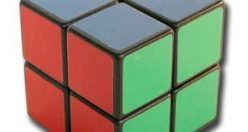 آموزش حل مکعب روبیک ۲*۲ بسیار ساده