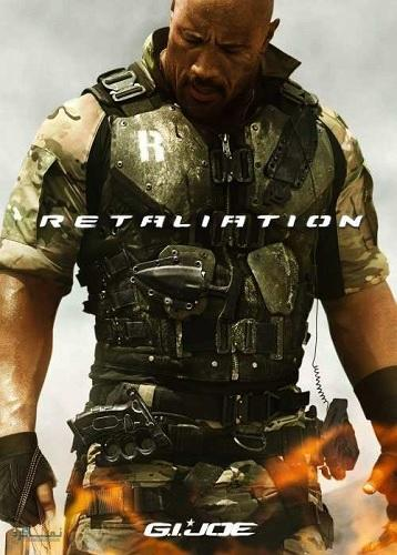 دانلود دوبله فارسی فیلم سینمایی G.I. Joe: Retaliation 2013