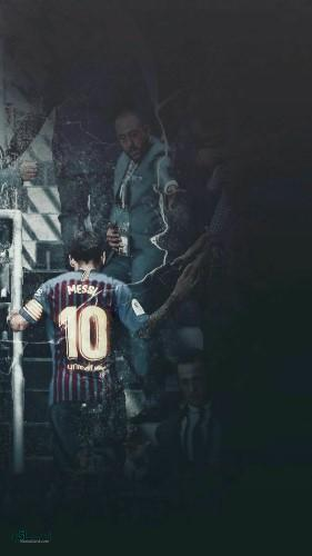 عکس مسی برای پروفایل جدید