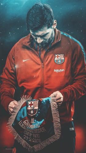 عکس از مسی برای پروفایل جذاب