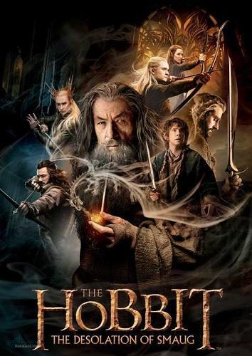 دوبله فارسی فیلم The Hobbit: The Desolation of Smaug 2013