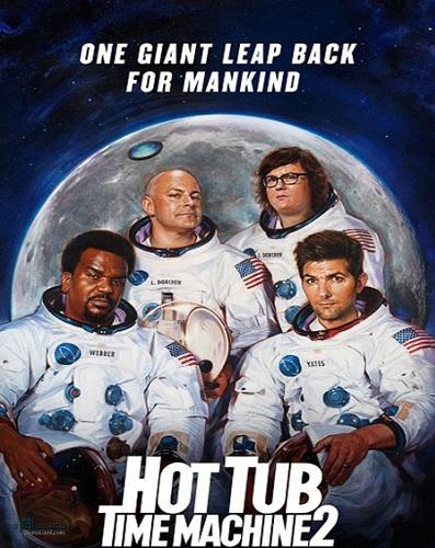 دانلود رایگان دوبله فارسی فیلم Hot Tub Time Machine 2 2015