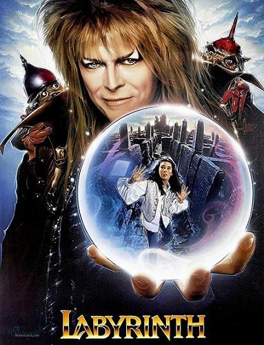 دانلود دوبله فارسی فیلم هزارتو با کیفیت عالی Labyrinth 1986
