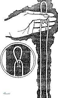 آموزش ترفند شعبده بازی با طناب - شکل 1