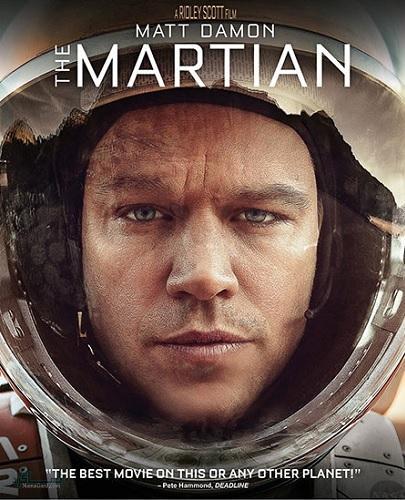 دانلود رایگان دوبله فارسی فیلم سینمایی مریخی The Martian 2015