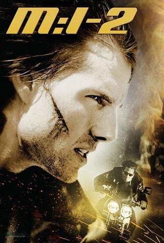 دانلود دوبله فارسی فیلم سینمایی Mission: Impossible 2 2000