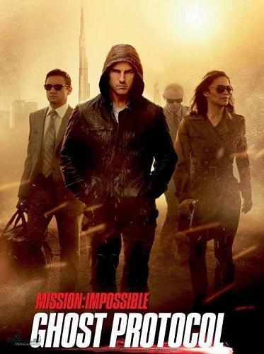 دانلود رایگان فیلم Mission: Impossible – Ghost Protocol 2011