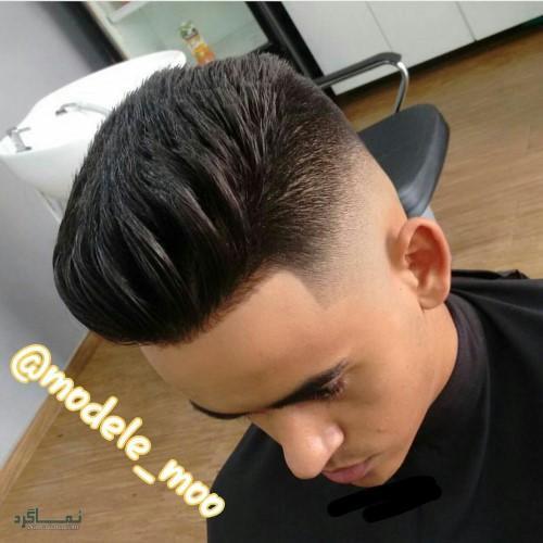مدل های مو کوتاه مردانه جدید