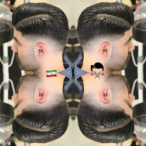 مدل های موی مردانه جدید
