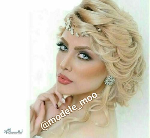 مدل های موی باکلاس زنانه جذاب