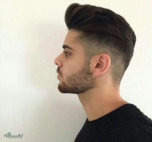 باکلاس ترین مدل های مو مردانه شیک