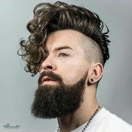مدل های مو مردانه شیک و جذاب