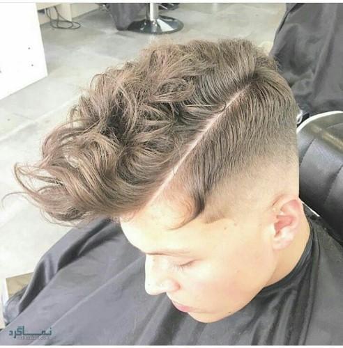 مدل های موی پسرانه باکلاس شیک