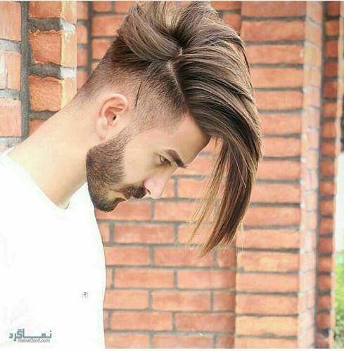 مدل های موی باکلاس مردانه متفاوت
