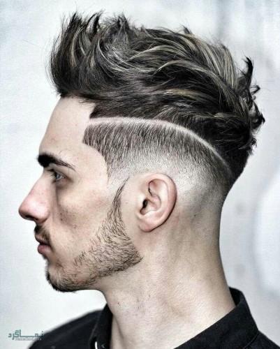 باکلاس ترین مدل های مو مردانه خاص
