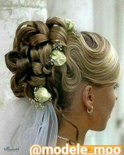 مدل های موی باکلاس زنانه زیبا
