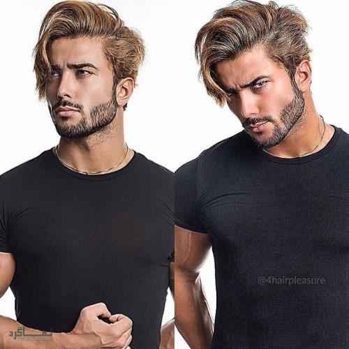 مدل های مو مردانه متفاوت