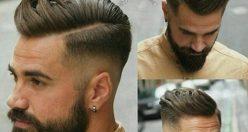 مدل مو کوتاه باکلاس مردانه + مدل های جذاب و مجلسی مو پسرانه (۷)