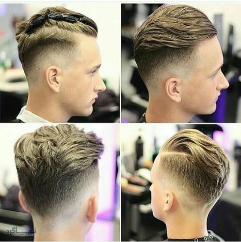 مدل موی شیک و باکلاس مردانه