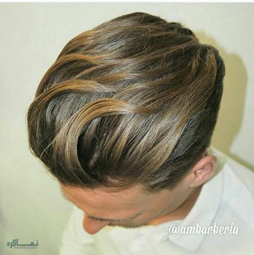 مدل موی مردانه باکلاس