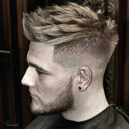 مدل مو مردانه شیک و باکلاس