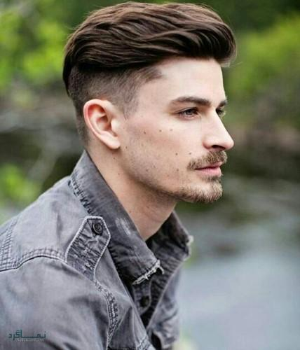 مدل مو باکلاس مردانه