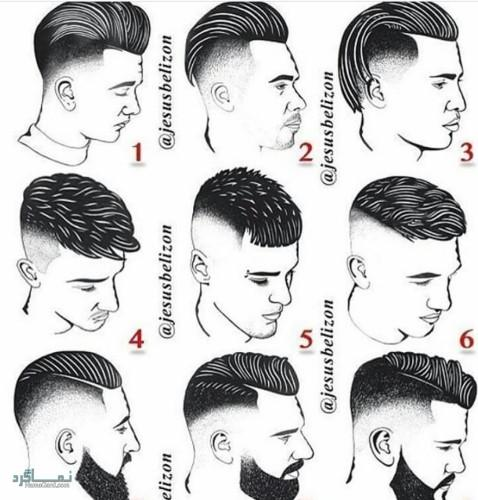 مدل مو کوتاه باکلاس مردانه