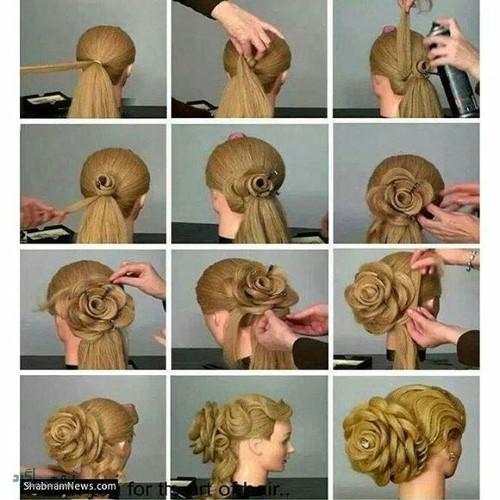 مدل مو های زنانه جدید جذاب