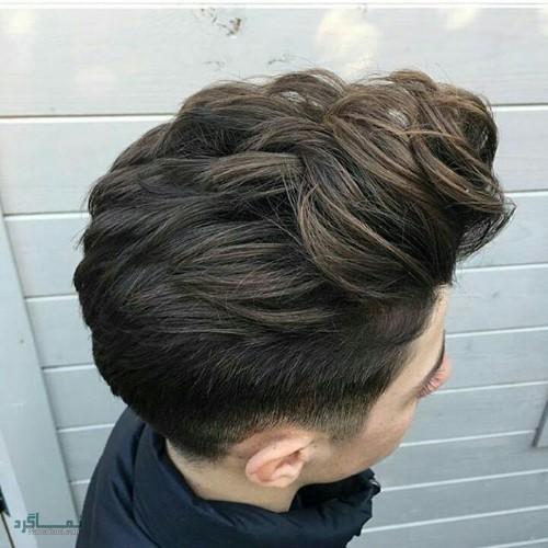 مدل مو های مردانه جدید زیبا