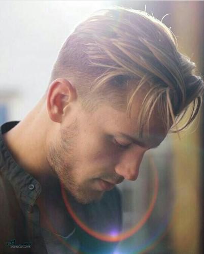 مدل های مو مردانه جدید قشنگ