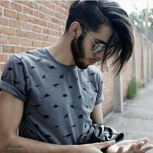 مدل مو های مردانه جدید خاص