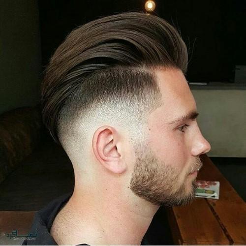 مدل های مو مردانه جدید خاص