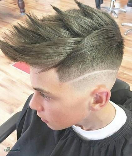 مدل مو های مردانه جذاب جدید