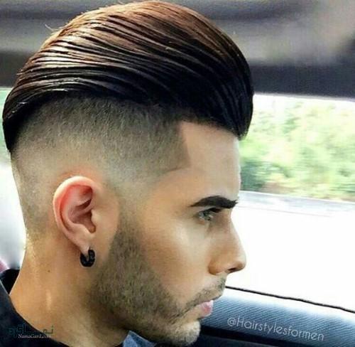 مدل مو های مردانه جذاب باکلاس