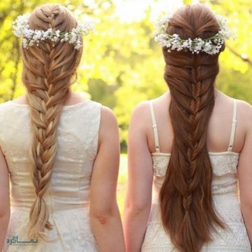 مدل مو های زنانه جذاب متفاوت