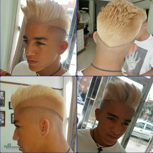 مدل مو های پسرانه خفن شیک