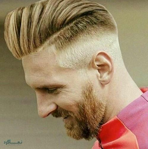 مدل مو های مردانه سنگین