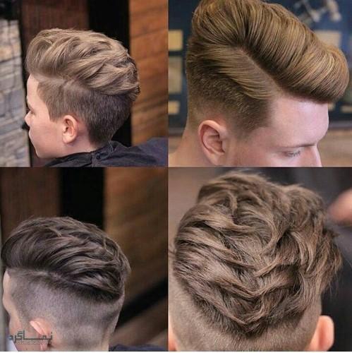 مدل موی مردانه خفن شیک