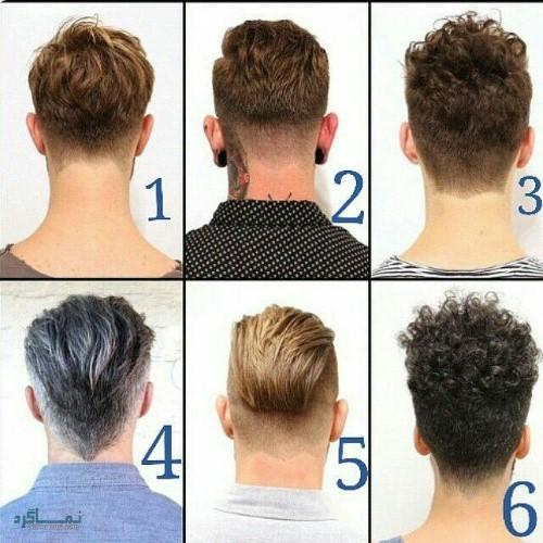 مدل مو های پسرانه خفن سنگین