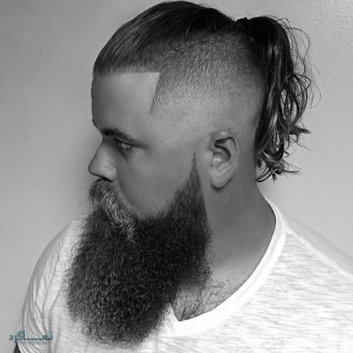 مدل مو های پسرانه خفن جدید