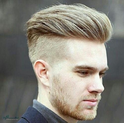 مدل مو های پسرانه خفن خاص