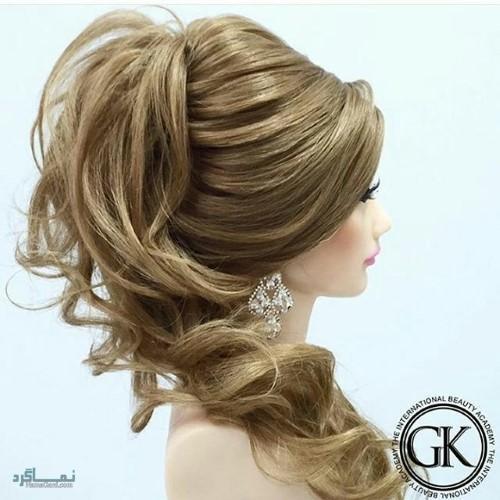 مدل مو های زنانه خفن زیبا