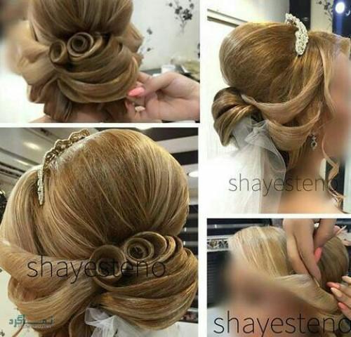 مدل موی خفن زنانه سنگین