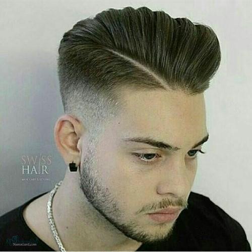 مدل موی مردانه خفن