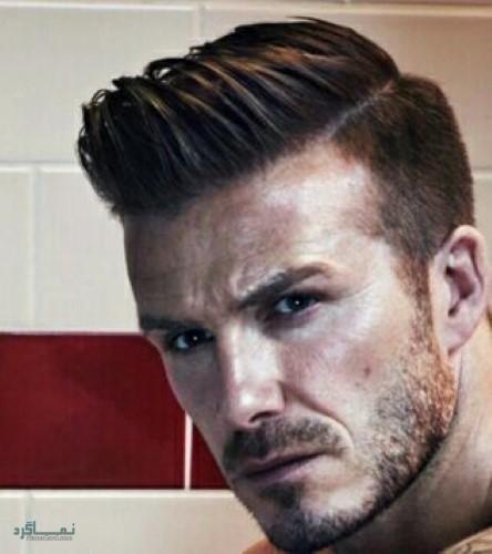 مدل های مو مردانه سایه روشن زیبا