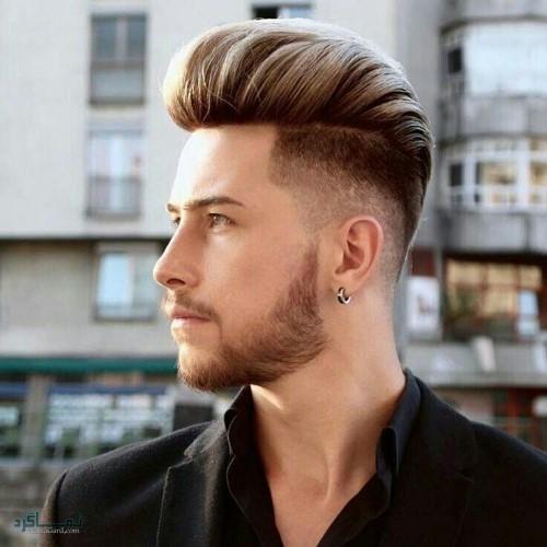 مدل های موی مردانه سایه روشن شاخ