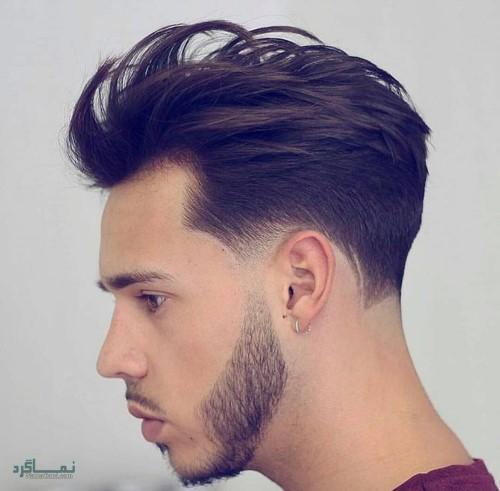 مدل های موی پسرانه سایه روشن زیبا